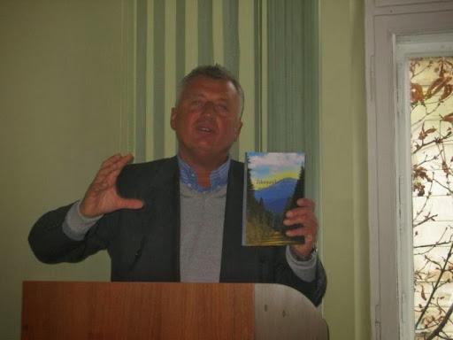 Євген Пащенко про україністику в Хорватії