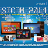 Ouverture du salon international de l'informatique (Sicom2014)