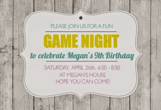 Megan's Party Invite copy