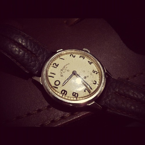 Elgin Railroad Watch Life the Epic Journey