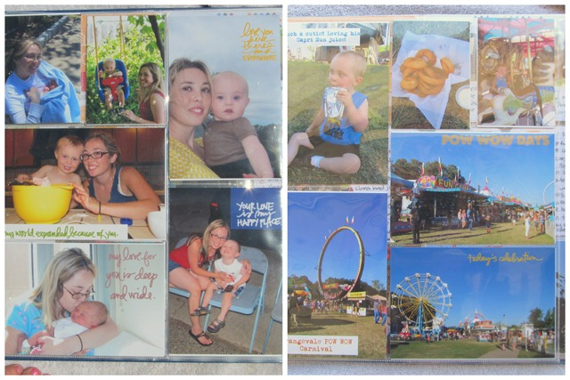 Project Life- Week 20 inserts