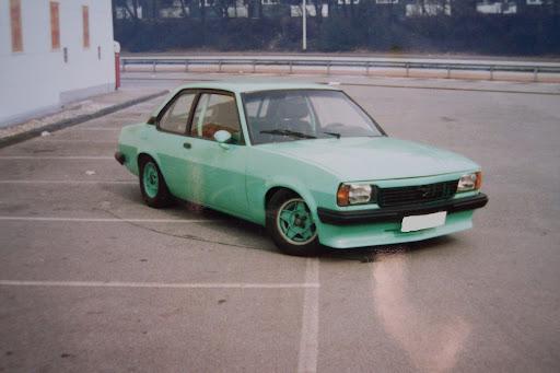 Gedas - Opel Ascona B