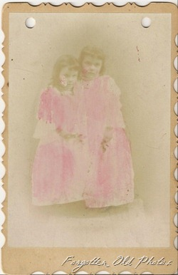 Hazel and Lelia 1894
