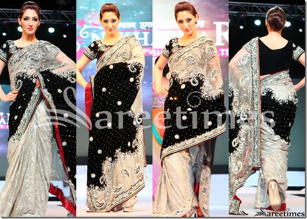 Black_Grey_Half_and_Half_Saree