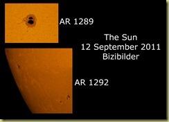 12 September 2011 AR close-up at 50%