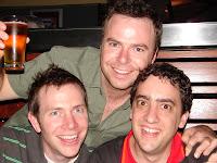 Ben, Steve and Gerrod