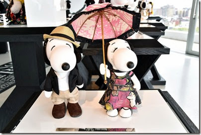 Peanuts X Metlife - Snoopy and Belle in Fashion Exhibition Presentation (Source - Slaven Vlasic - Getty Images North America) 23
