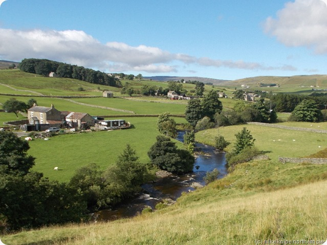 upper weardale near ireshopeburn