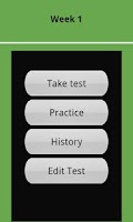 Screenshot of Spelling Test Champion