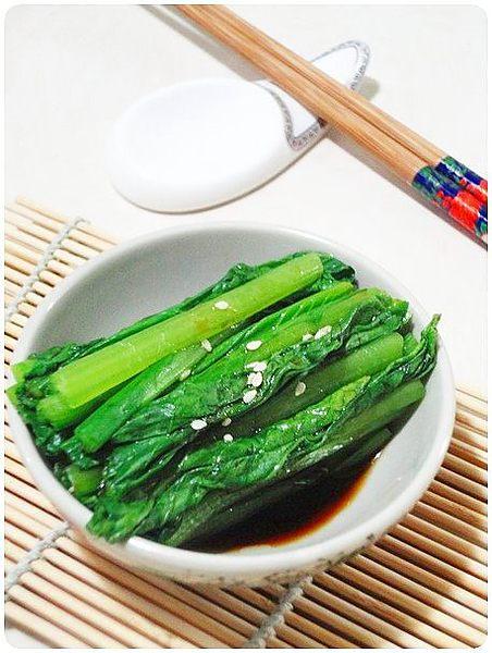 涼拌小松菜 (6)