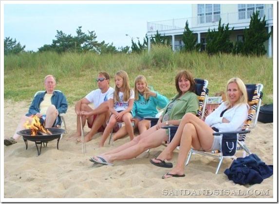 firepit beach