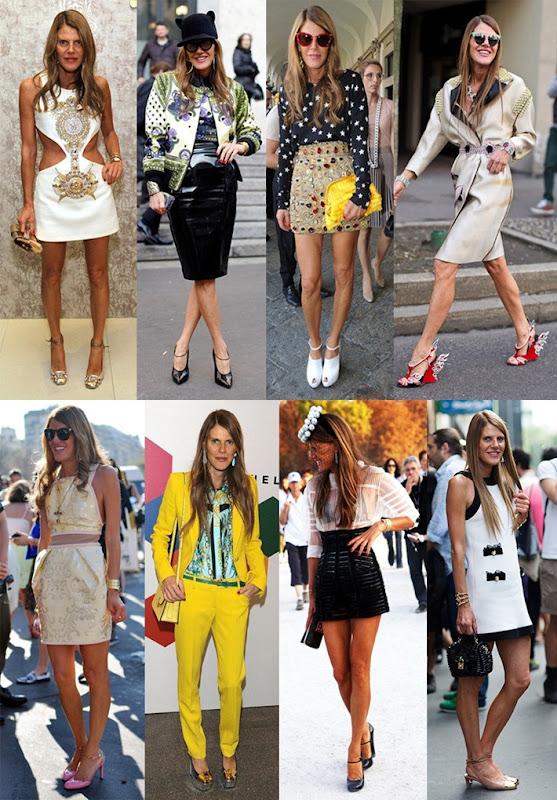 anna dello russo looks estilo moda