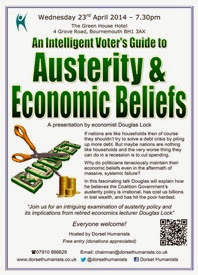 Austerity and Economic Beliefs Poster