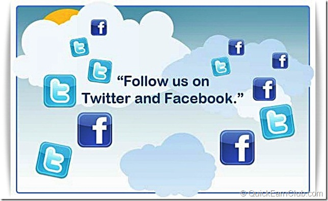 Get more Followers for Twitter and Facebook