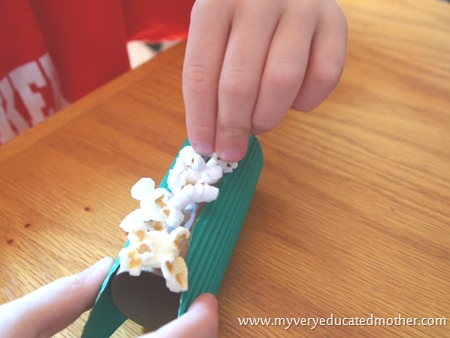CornCraft5 #KidsCraft #Corn #FallCrafts