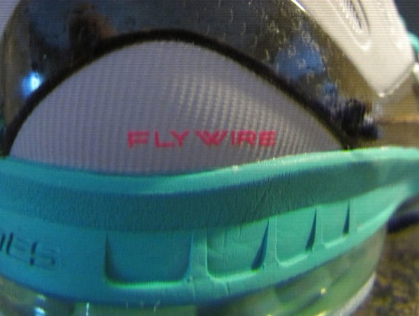 LeBron 9 PS Elite 8220Wolf GreyMint CandyPink8221 Release Date