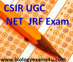 CSIR UGC JRF NET Exam