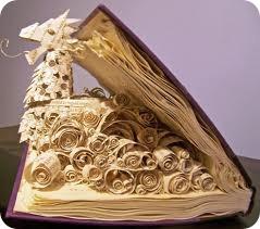 book falling apart