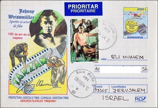 Tarzan - Romania