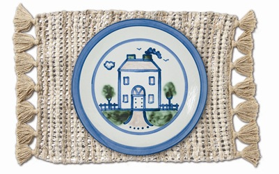 house plate on placemat 300dpi