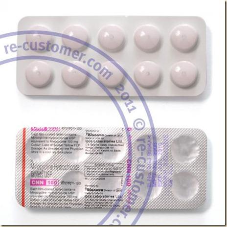 antibióticos para el acne severo1