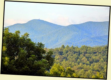 07n - Brass Town Bald- Blue Ridge Mountains , GA