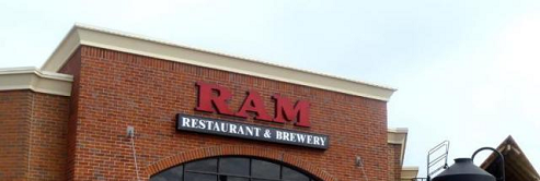 image of The Ram's Restaurant & Brewery sourced from FindTheBest.com. Click on the image to go there now.
