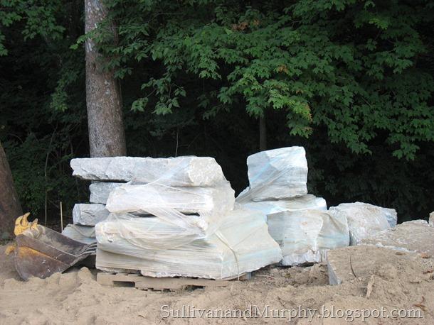 stone chunks