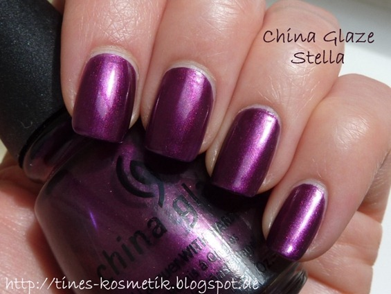 China Glaze Stella 2