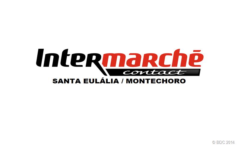 Intermarche Logo Santa Eulalia - Montechoro