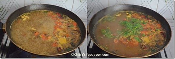 Rasam recipe step by step