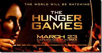Hunger Games Banner Poster (2)