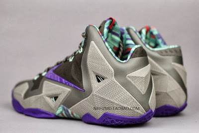 nike lebron 11 gr terracotta warrior 7 02 Nike LeBron XI (11) Terracotta Warrior Available on eBay