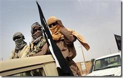 Islamist militia in Mali