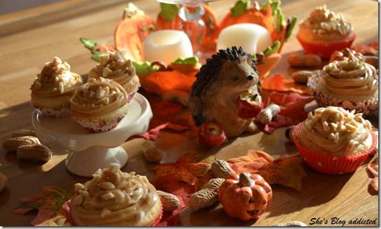 Erdnussbutter Cupcakes (57)