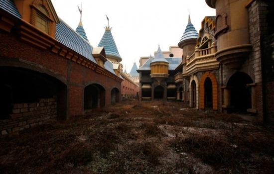 Parque abandonado na China 09