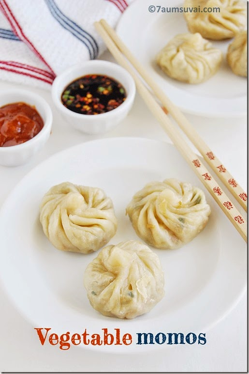 Vegetable momos pic 5