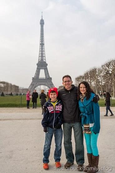First Day in Paris-Eiffel Tower blog-9