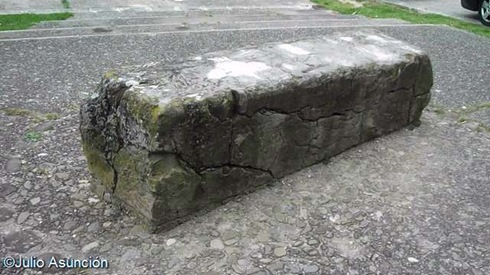 La Piedra de Roldán - Urroz -Villa