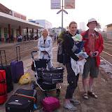 Tog afgang fra Nha Trang en tidlig morgen