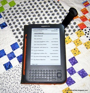 Kindle with light