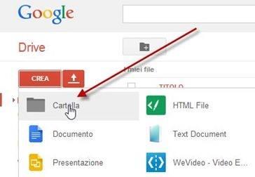 creare-cartella-google-drive