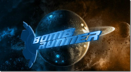 Bomb runner free web game image title