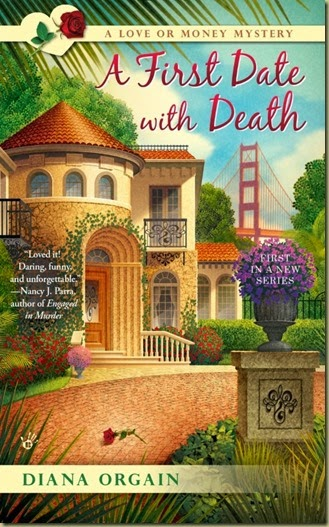 A First Date With Death by Diana Orgain