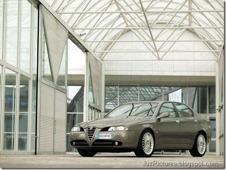 Alfa Romeo 166 (2004)4