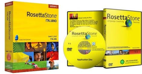 Rosetta Stone ITALIANO Curso Multimedia