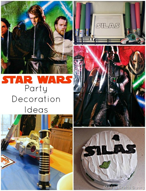 Star Wars Party Decorations