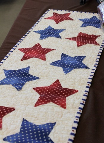 July Table Runner
