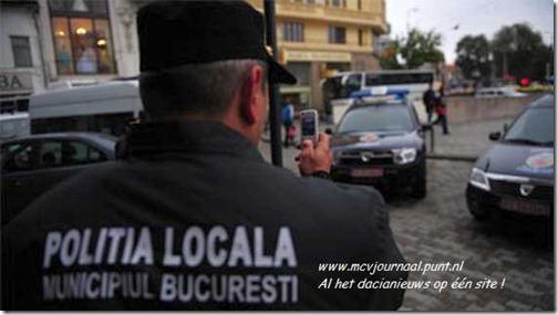 Dacia Duster Politie Boekarest 02