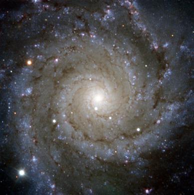 supernova na Messier 74